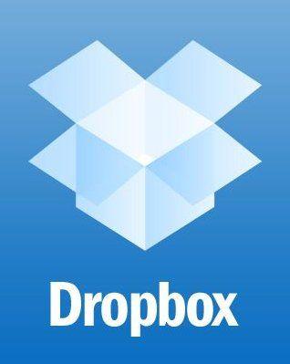 Logo de Dropbox