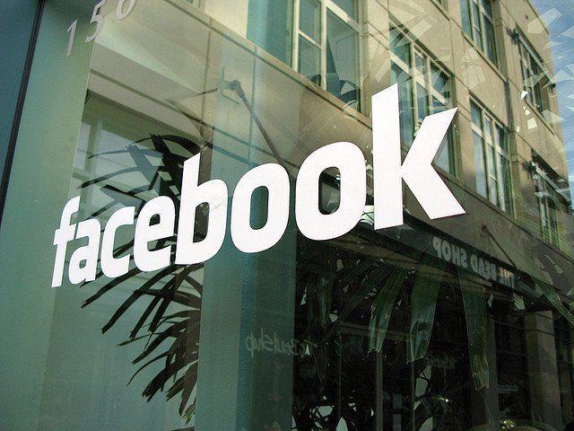 Photo du logo Facebook