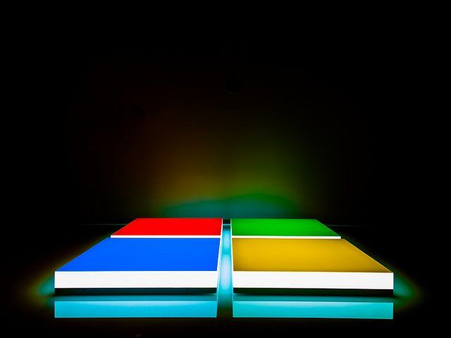 Logo de Microsoft.