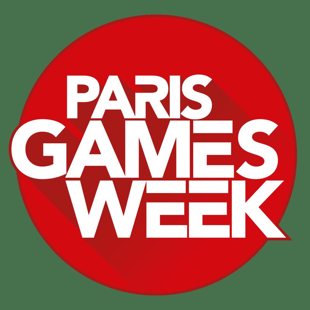 Logo de la Paris Games Week 2016.