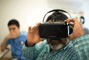 Réalité virtuelle VS cybercinétose -2