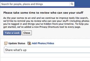 Le hoax* marronnier : « J'interdis à Facebook »