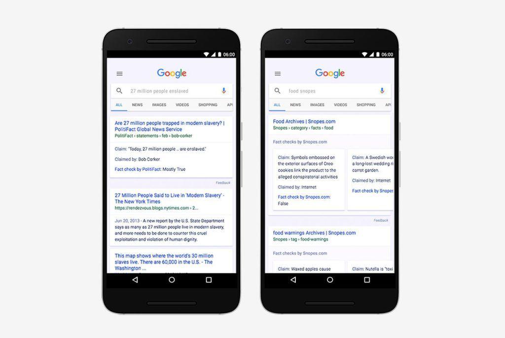 Capture d'écran du communiqué de presse de Google. Lien au bas de l'article.