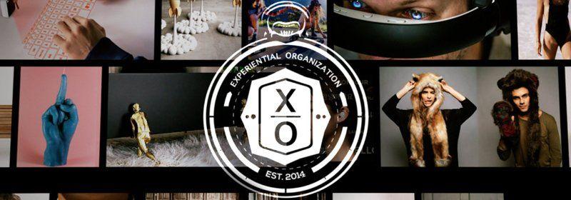 Page d'accueil du site XO.