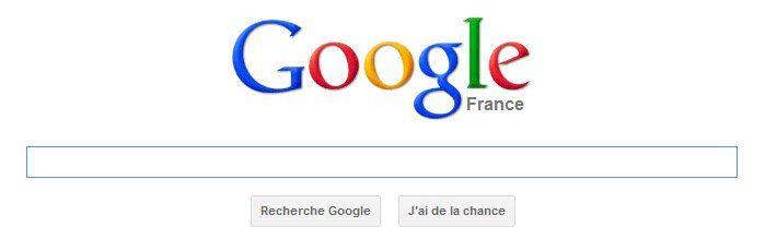 recherche google france