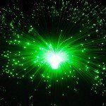 image représentant une fibre optique