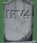 Image représentant la mort de l'IPv4