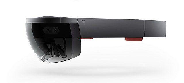 Lunettes de réalité virtuelle Hololens, de Microsoft