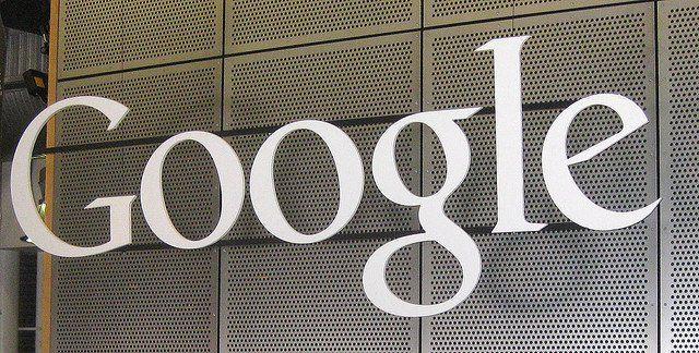Photo du logo Google