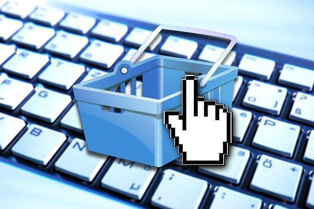 Image symbolisant l'e-commerce