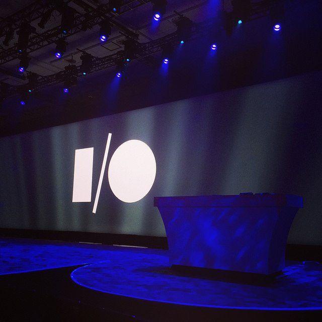 Conférence Google I/O