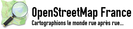 Logo de la carte openstreetmap
