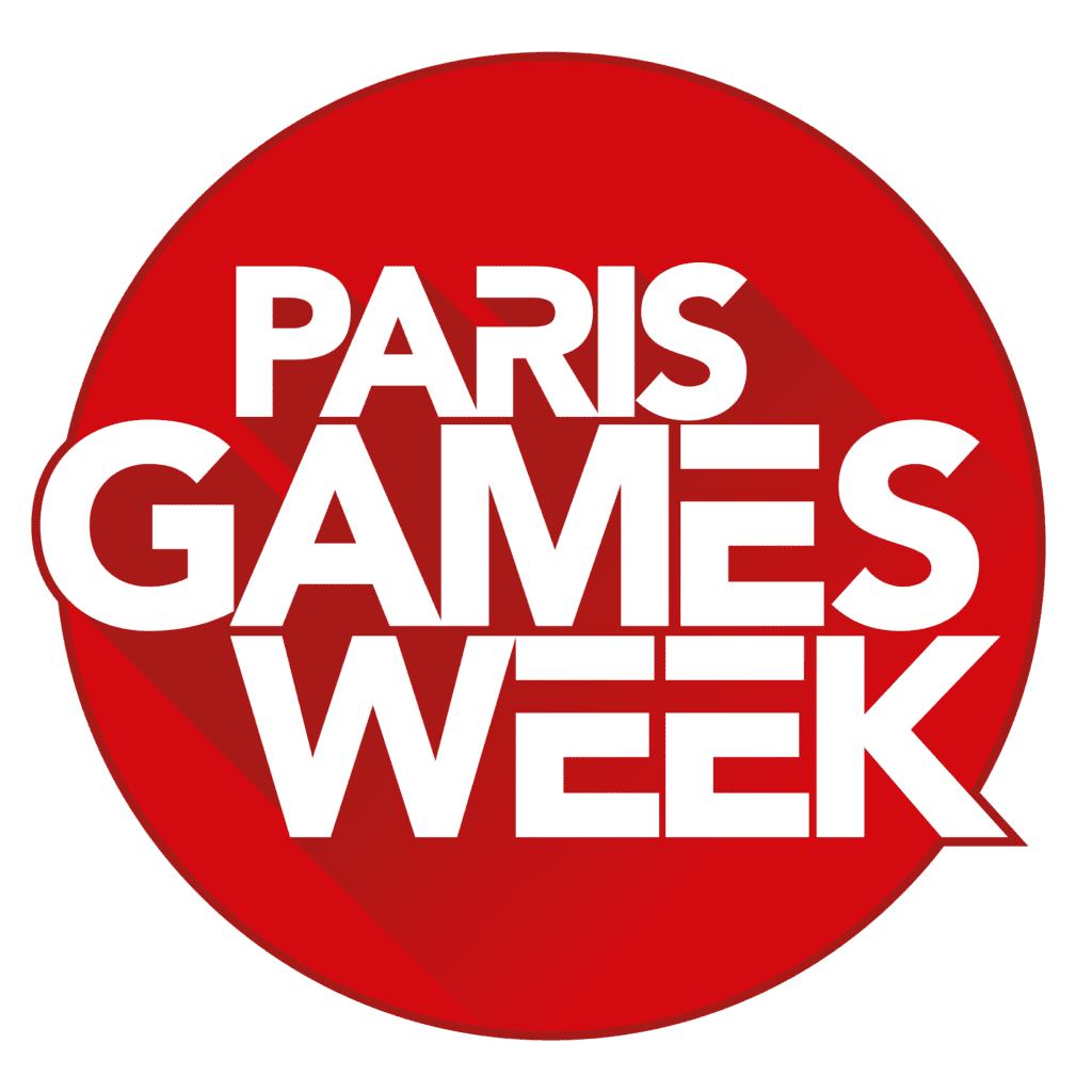 Logo de la Paris Games Week 2016.