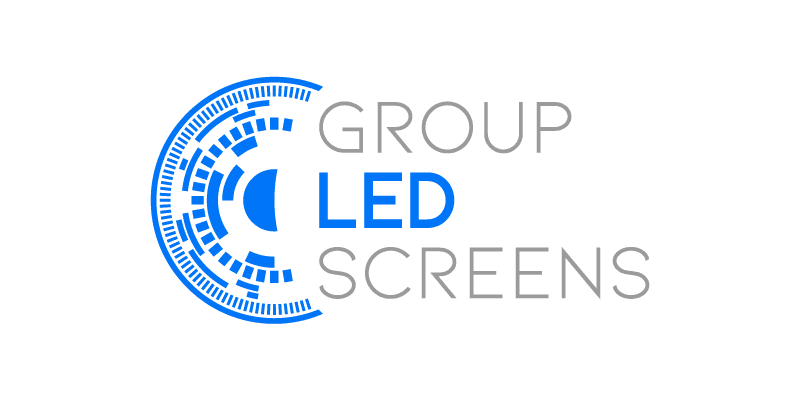 Logo de Group LED Screens.