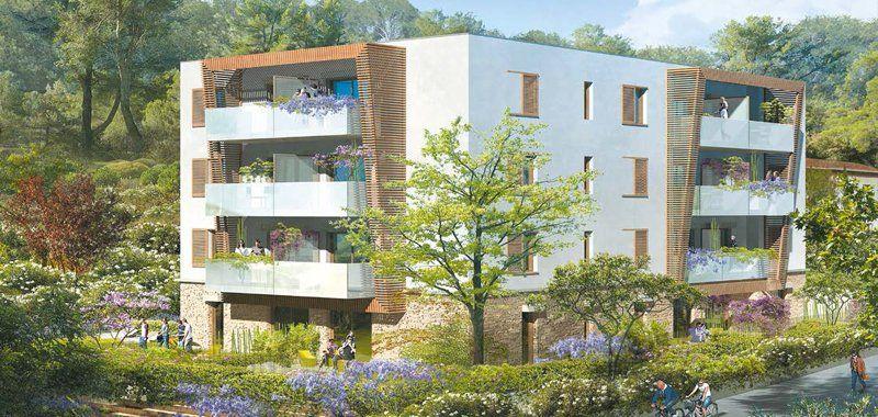 Nouvelle résidence à Nice.