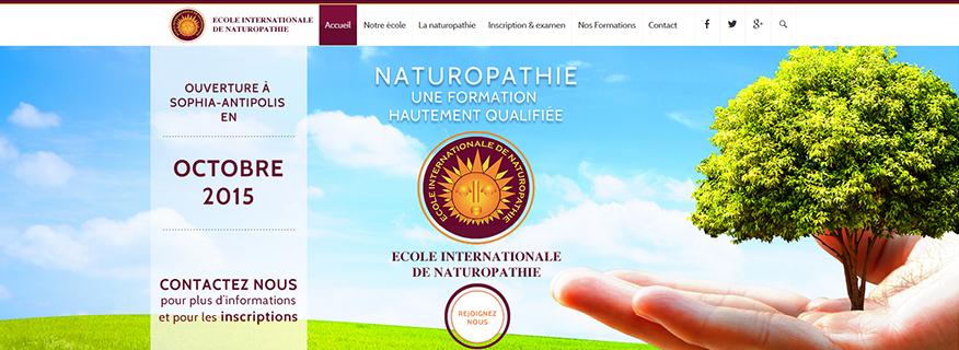 École de naturopathie – Formation naturopathie Sophia-Antipolis