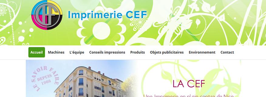Imprimerie CEF