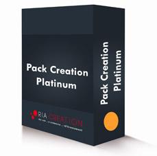 Pack création site vitrine Platinum