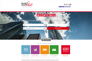 Toutes les entreprises peuvent louer un bureau partout en France grâce au réseau BURO et ses services adaptés aux professionnels