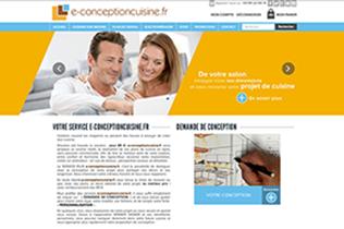 E-Conception Cuisine - Devis cuisine