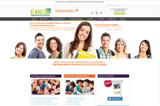 ENCG - Ecole Nationale de Comptabilité et Gestion - Formation DCG