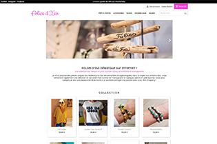 Folies d'Isa – Un site de shopping par une fan de mode