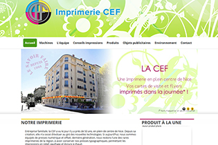 Imprimerie CEF – Imprimerie à Nice