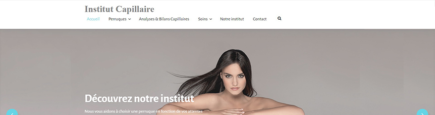 Institut Capillaire – Spécialiste de prothèse capillaire
