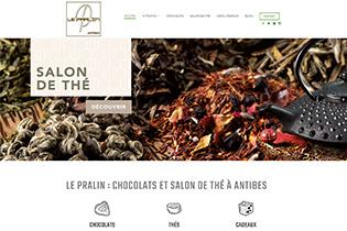 Boutique de chocolats à Antibes – Le Pralin