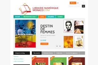 Librairie Numerique Monaco
