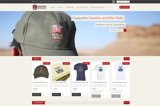 Le site pour une traversée du désert de vainqueur : MaïengaStore.com