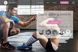 Ownsport est la première agence de coach sportif à domicile agréée par l'État « service à la personne ». Leader français sur les cours à domicile.