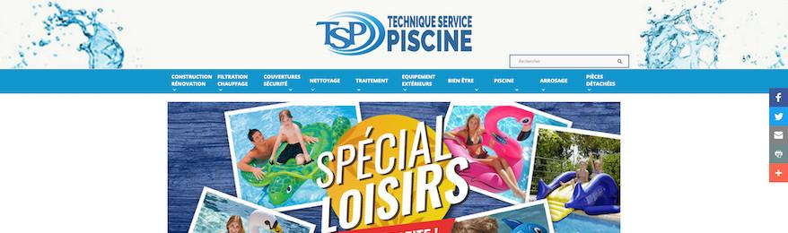 Technique Service Piscine