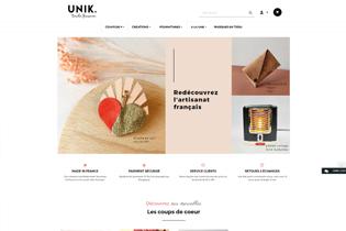 Unik Touche Française – L'artisanat et le savoir-faire français
