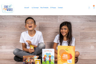 EducMyWorld – Des boxs d'orientation éducatives pour enfants