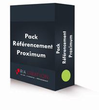Pack référencement site internet Proximum